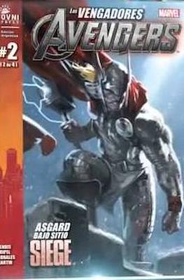 Los Vengadores Avengers Siege (Grapa) #2