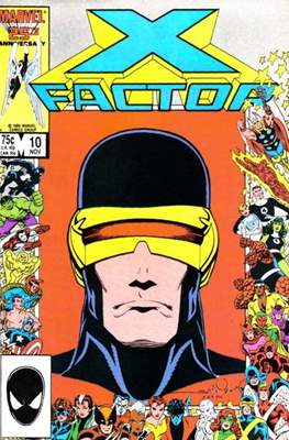 X-Factor Vol. 1 (1986-1998) (Comic Book) #10