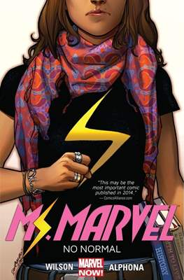 Ms. Marvel (2014-...) (Digital Collected) #1