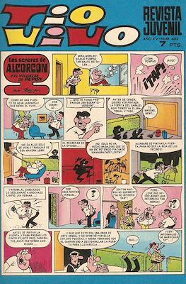 Tio Vivo. 2ª época (1961-1981) (Grapa) #602