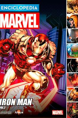 Enciclopedia Marvel (Cartoné) #49