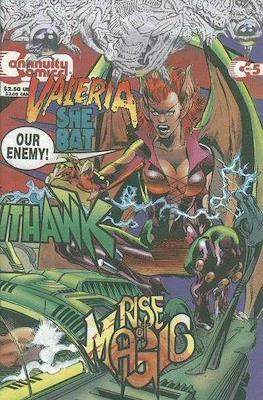 Valeria, the She-Bat (Comic Book. 1993) #5