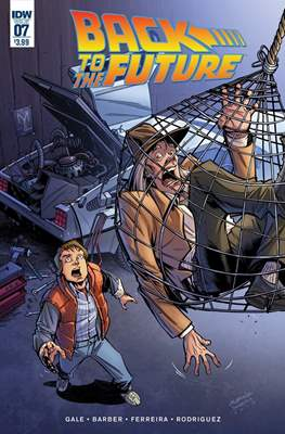 Back to the Future (Comic-book) #7