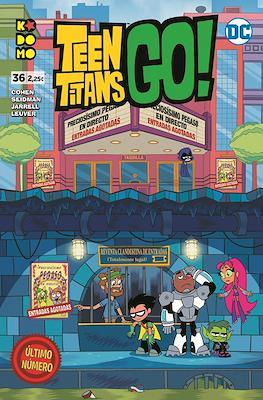 Teen Titans Go! (Grapa) #36