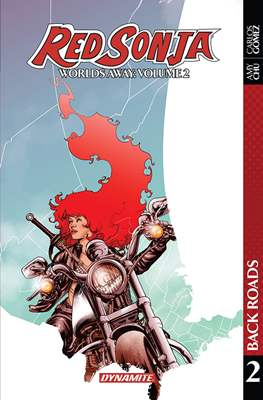 Red Sonja: Worlds Away (2017) (Softcover 140-184 pp) #2