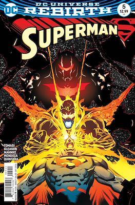 Superman Vol. 4 (2016-2018) (Comic Book) #5