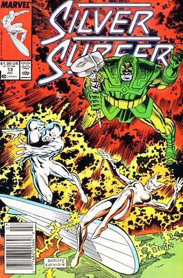 Silver Surfer Vol. 3 (1987-1998) #13