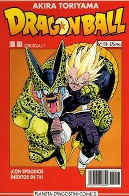 Dragon Ball - Serie Roja (Tapa blanda.) #170