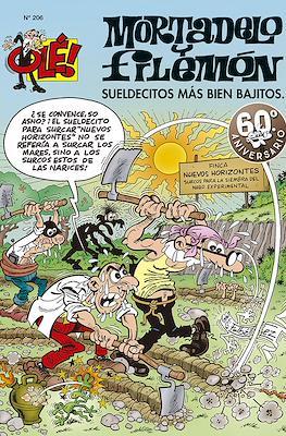 Mortadelo y Filemón. OLÉ! (1993 - ) #206