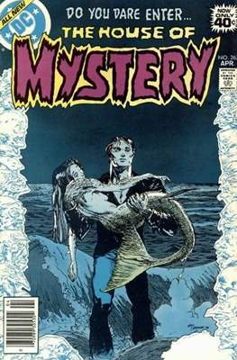 The House of Mystery (Grapa) #267