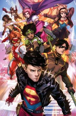Young Justice (2019- Variant Cover) #18