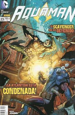 Aquaman (Grapa) #23