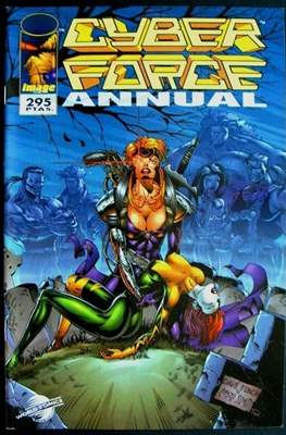 Cyberforce Vol.1 Annual