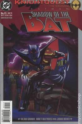 Batman: Shadow of the Bat (Comic book) #25