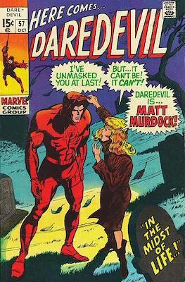 Daredevil Vol. 1 (1964-1998) (Comic Book) #57