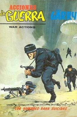 Acciones de Guerra (Rústica) #16