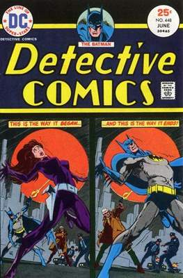 Detective Comics Vol. 1 (1937-2011; 2016-) (Comic Book) #448