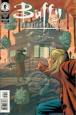 Buffy the Vampire Slayer (1998-2003) (saddle-stitched) #37