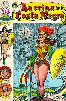 La Reina de la Costa Negra (2ª época - Grapa) #8