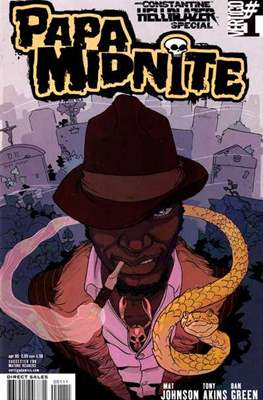 John Constantine - Hellblazer Special: Papa Midnite