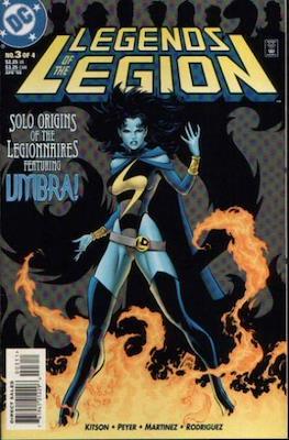 Legends of the Legion (grapa) #3