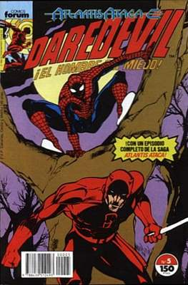 Daredevil Vol. 2 (1989-1992) (Grapa 32 pp) #5