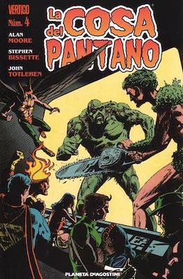 La Cosa del Pantano (2006-2008) (Rústica 64 pp) #4