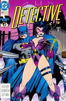 Detective Comics Vol. 1 (1937-2011; 2016-) (Comic Book) #653
