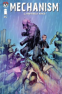 Mechanism (Comic-book) #4