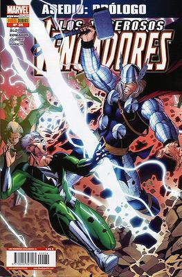 Los Poderosos Vengadores (2008-2011) (Grapa, 48 páginas.) #34