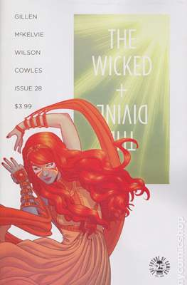 The Wicked + The Divine (Comic Book) #28
