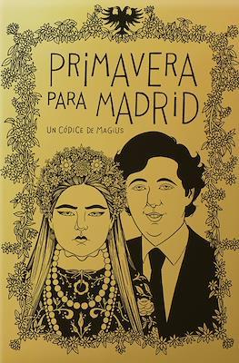 Primavera para Madrid (Cartoné 272 pp) #