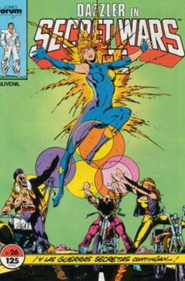 Secret Wars (1985-1987) (Grapa 32 pp) #26