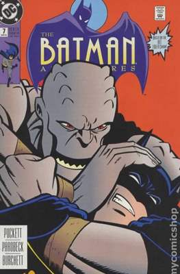 The Batman Adventures (Comic Book) #7