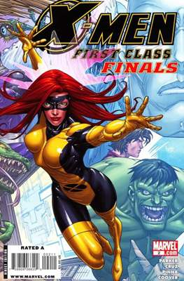 X-Men First Class Finals (Comic Book) #2