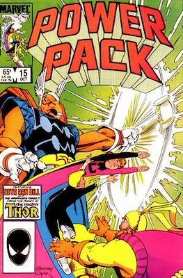 Power Pack (1984-1991; 2017) (Grapa) #15
