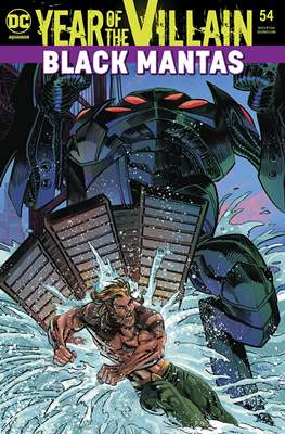 Aquaman Vol. 8 (2016-) (Comic Book) #54