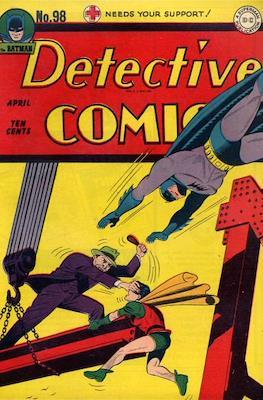 Detective Comics Vol. 1 (1937-2011; 2016-) (Comic Book) #98