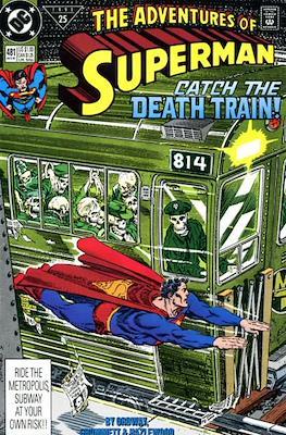 Superman Vol. 1 / Adventures of Superman Vol. 1 (1939-2011) #481