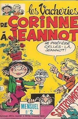 Les Vacheries de Corinne à Jeannot (Broche pocket 132 pp) #2