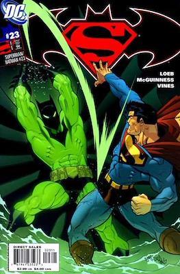 Superman / Batman (2003-2011) (saddle-stitched) #23