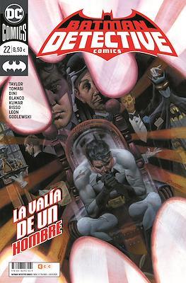Batman: Detective Comics. Renacimiento #22