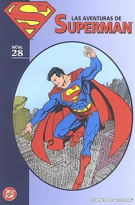 Las aventuras de Superman (2006-2007) (Rústica 96 páginas) #28