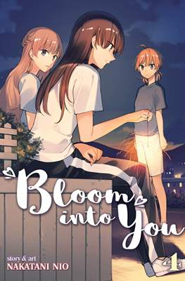 Bloom Into You (Paperback) #4