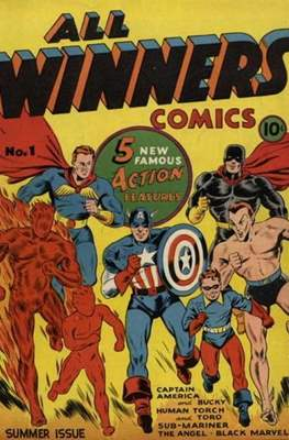 All Winners Comics (1941-1946)