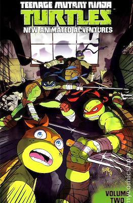 Teenage Mutant Ninja Turtles: New Animated Adventures (Softcover 104 pp) #2