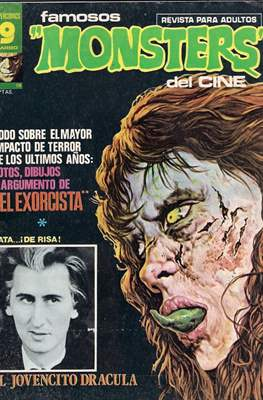 Famosos Monsters del Cine (Grapa , 66 páginas. 1975-1977) #19