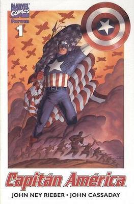 Capitán América Vol. 5 (2003-2005)
