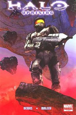 Halo Uprising (Comic book 24 pp) #1