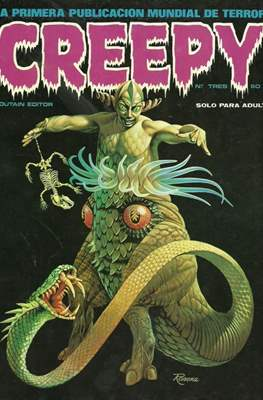Creepy (Grapa, 1979) #3